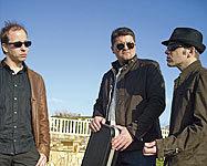 Bacotexo son Dani García, Marcos Nogueiro y Ricardo Saavedra. Foto: Sofía Castañón