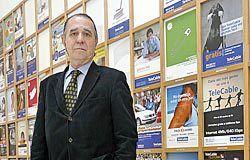 Roberto Paraja, presidente de TeleCable.