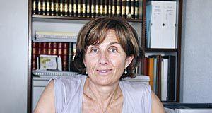 Milagros García Rodríguez, directora de la Biblioteca de Asturias 'Ramón Pérez de Ayala'