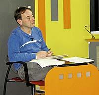 Juan Carlos Canteli, director de Canal 7 TV.