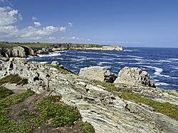 Cabo Blanco. El Franco. Asturias