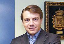 José Luis Alvarez Almeida. Presidente de Hostelería de Asturias