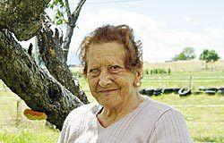 María Flórez, una de las últimas trashumantes de la región