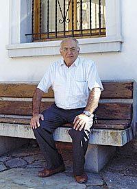 José Ramón Fernández, alcalde de Yernes y Tameza
