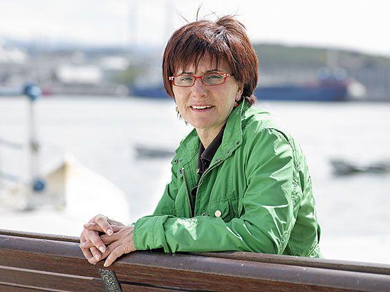Pilar Varela, alcaldesa de Avilés