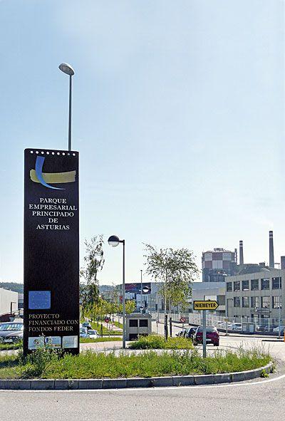 Parque Empresarial del Principado de Asturias (PEPA) Avilés