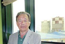 Martín Alonso García, Presidente de la Asociación de Empresarios