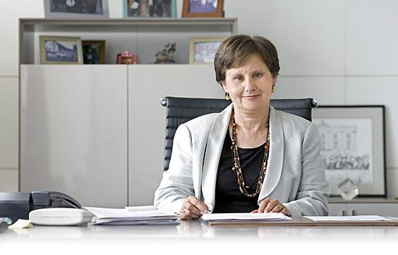María José Ramos, Consejera de Presidencia, Justicia e Igualdad