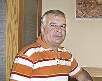 Honorino Ruiz, responsable de El Periódico de Riosa