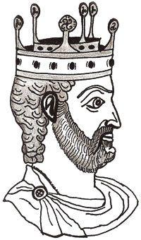 Nepocianu I, rei d'Asturies