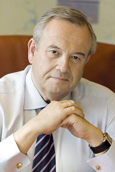 Francisco González Buendía. Consejero de Medio Ambiente, Ordenación del Territorio e Infraestructuras