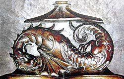 El Cuélebre, guardián de tesoros