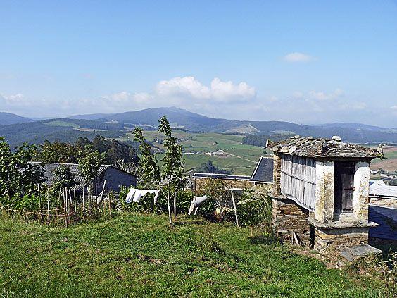 Solmayor, pueblo del concejo San Tirso de Abres