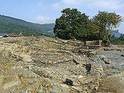 Yacimiento arqueológico Os Castros, en Taramundi