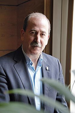 Juan José Corrales. Alcalde de Siero