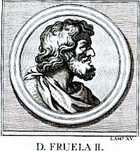 Fruela II, rei d'Asturies