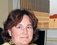 Marisa Negrete, gerente de APIA