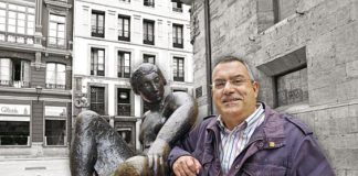 Carlos Cuesta, Periodista y Presidente de la ASPET