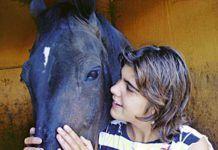 La Asociación imparte distintos tratamientos con caballos