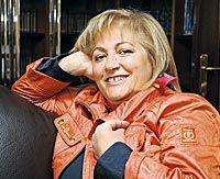 Amada Alvarez Pico. Presidenta del Club de Guisanderas de Asturias