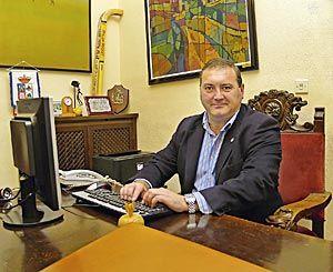 Ramón Argüelles, Alcalde de Lena