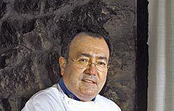 Pedro Morán, Chef