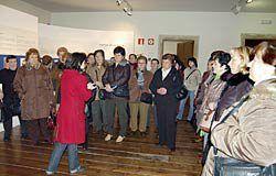 Participantes de Tiempo Propio en uno de los encuentros del programa.