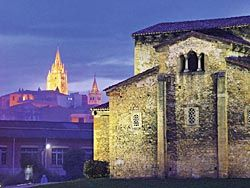 San Julián de los Prados, Oviedo