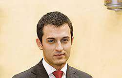 José María Pérez. Teniente Alcalde del Ayuntamiento de Gijón