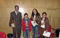 Ganadores del IX Concurso Infantil de Cuentos