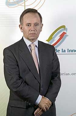 Faustino Obeso Carrera. Presidente del Club Asturiano de la Innovación