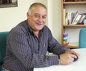 Jesús Alvarez Barbao. Alcalde de Morcín y Presidente del Grupo de Acción Local (Leader)