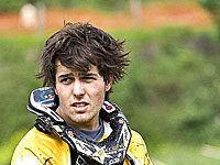 Aitor Alvarez. Campeón de Asturias de Motocross Open