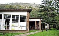 Antiguas escuelas en Las Mazas