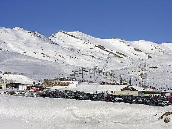 Estación Esquí - Montaña Alto Campoo