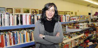 Iris Martín, Presidenta de Adeipa (Asociación de Empresas de Inserción del Principado de Asturias)