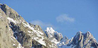 Vista de los Picos de Europa