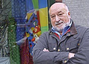 Ricardo Alvarez, Presidente de la Asociación de Hostelería de Gijón, Carreño y Villaviciosa
