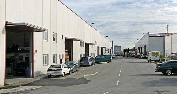Polígono Industrial de La Meana (Siero)