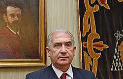 Vicente Gotor Santamaría, Rector de la Universidad de Oviedo