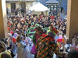 Carnavales en Tineo