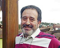 "Isidoro Fernández González ""Doro"", Presidente de la Asociación de Hosteleros de Carreño"