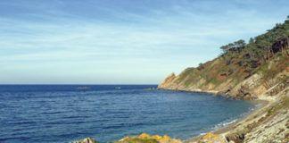 Playa de Armazá (Coaña)