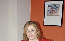 Pilar Suárez, Directora Gerente de la Fundación Metal Asturias