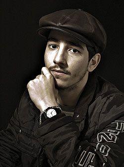 J.K. Alvarez, director de cine.