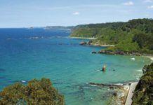 Costa de Muros y Playa de Aguilar