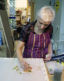 Susana Suárez Rodríguez, artesana