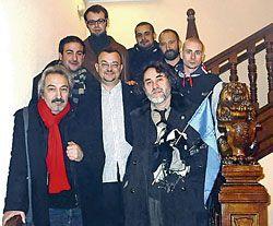 Gala de Pieslle del 6u Festival de Cine Asturianu