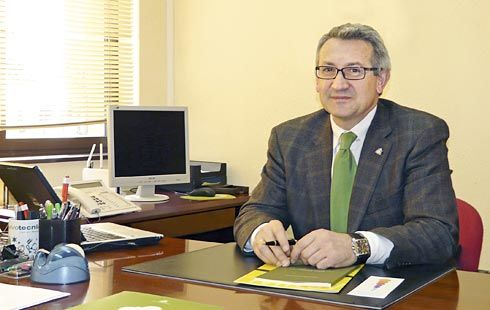 Santiago García Granda, Vicerrector de Investigación de la Universidad de Oviedo