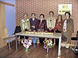 Celebración del 30 Aniversario de la Asociación de Amas de Casa de Soto de Rey
